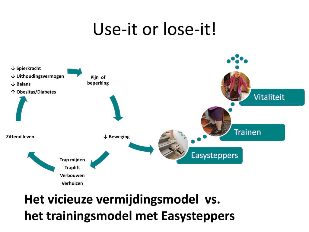Use it or Lose it model